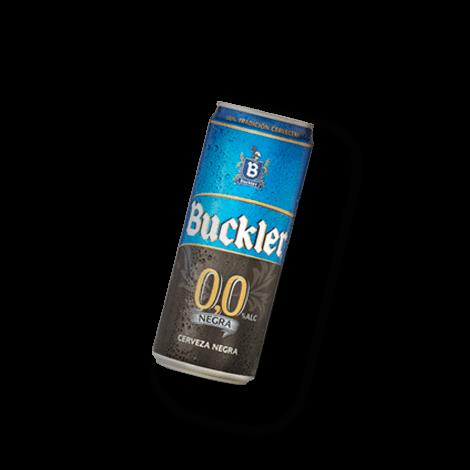 Lata Buckler 0,0 Negra