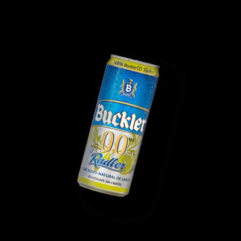Lata Buckler 0,0 Radler